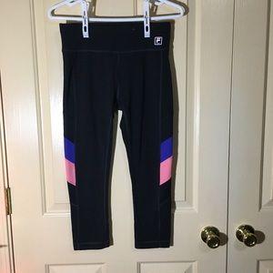 Fila Sport Athletic Jogging Pants